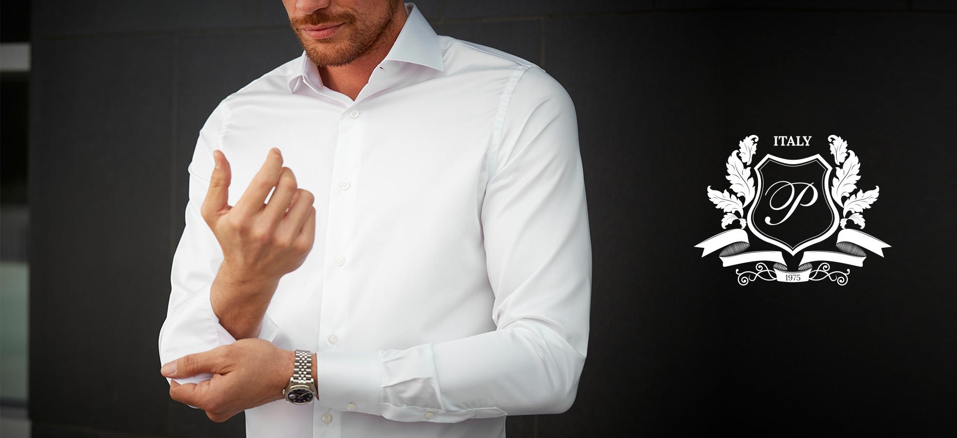 Camicia da uomo elegante - La camicia da uomo elegante - Persechini 01f4d0e3b3d