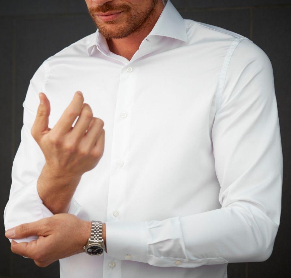 Camicia da uomo sartoriale